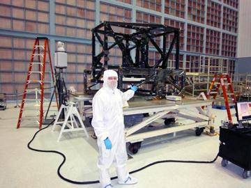 Quality Assurance Measurements for NASA's James Webb ...